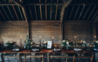 13 Rustic And Edgy Winter Wedding Styling At Trenderway