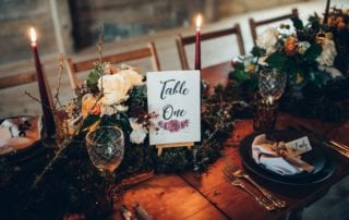 5 Rustic And Edgy Winter Wedding Styling At Trenderway