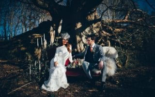 Main Rustic And Edgy Winter Wedding Styling At Trenderway